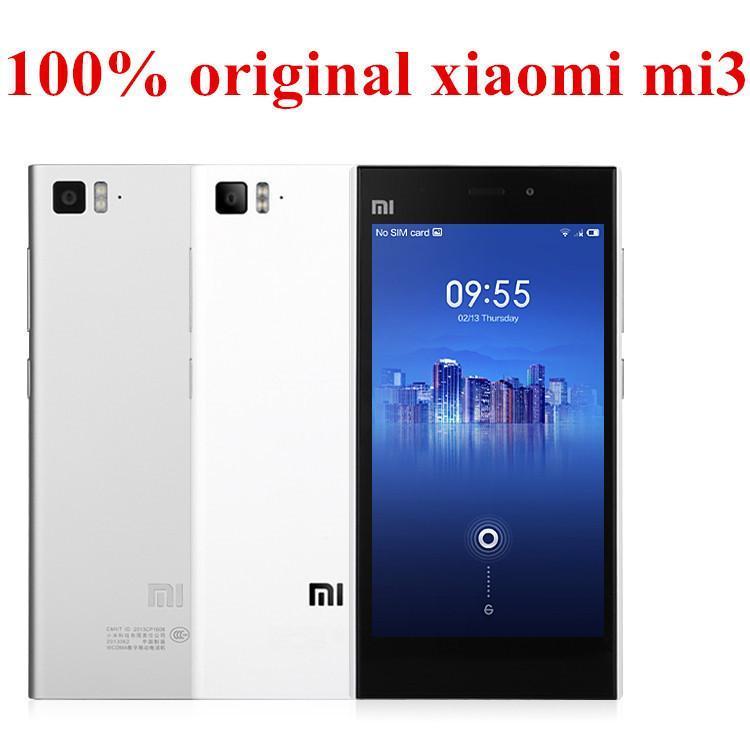 best original xiaomi mi3 in mobile phones 5 0 ips qual m