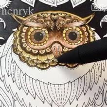 Wholesale Hot Selling Secret Garden Enchanted Forest Fantasy Dream Chinese Version Korean Of Hand Painted Graffiti Coloring Books Book