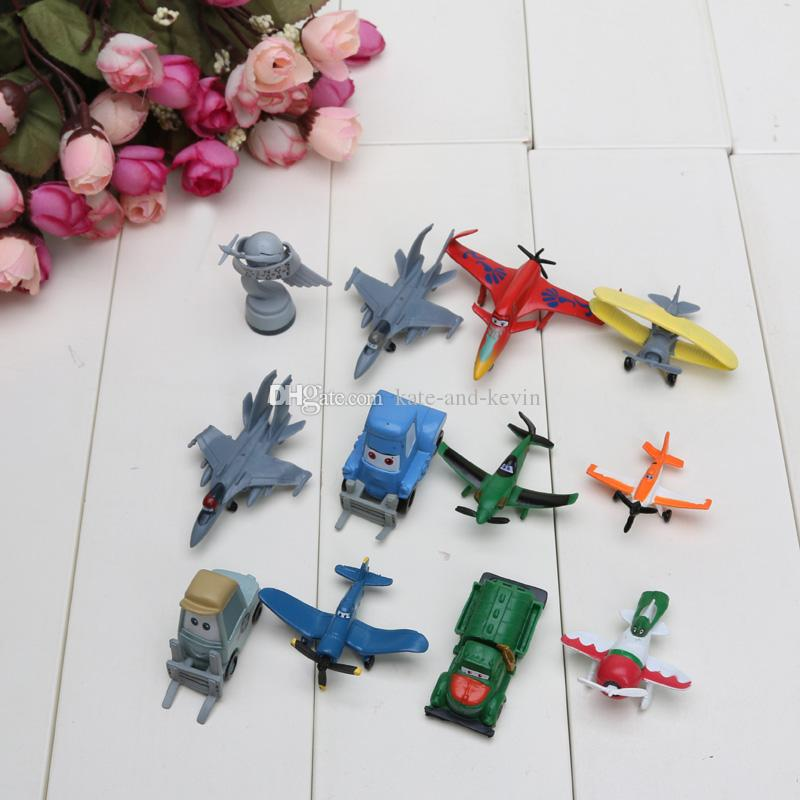 Popular Toys For Boys 8 And Under : Best dusty planes model anime airplane pvc miniature