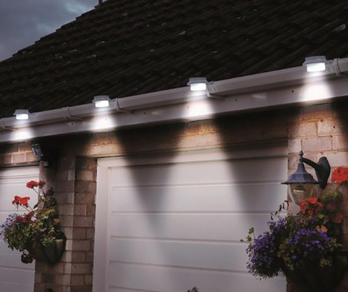 2017 Solar Yard Lamp Solar Panel Garden Light 3 Led