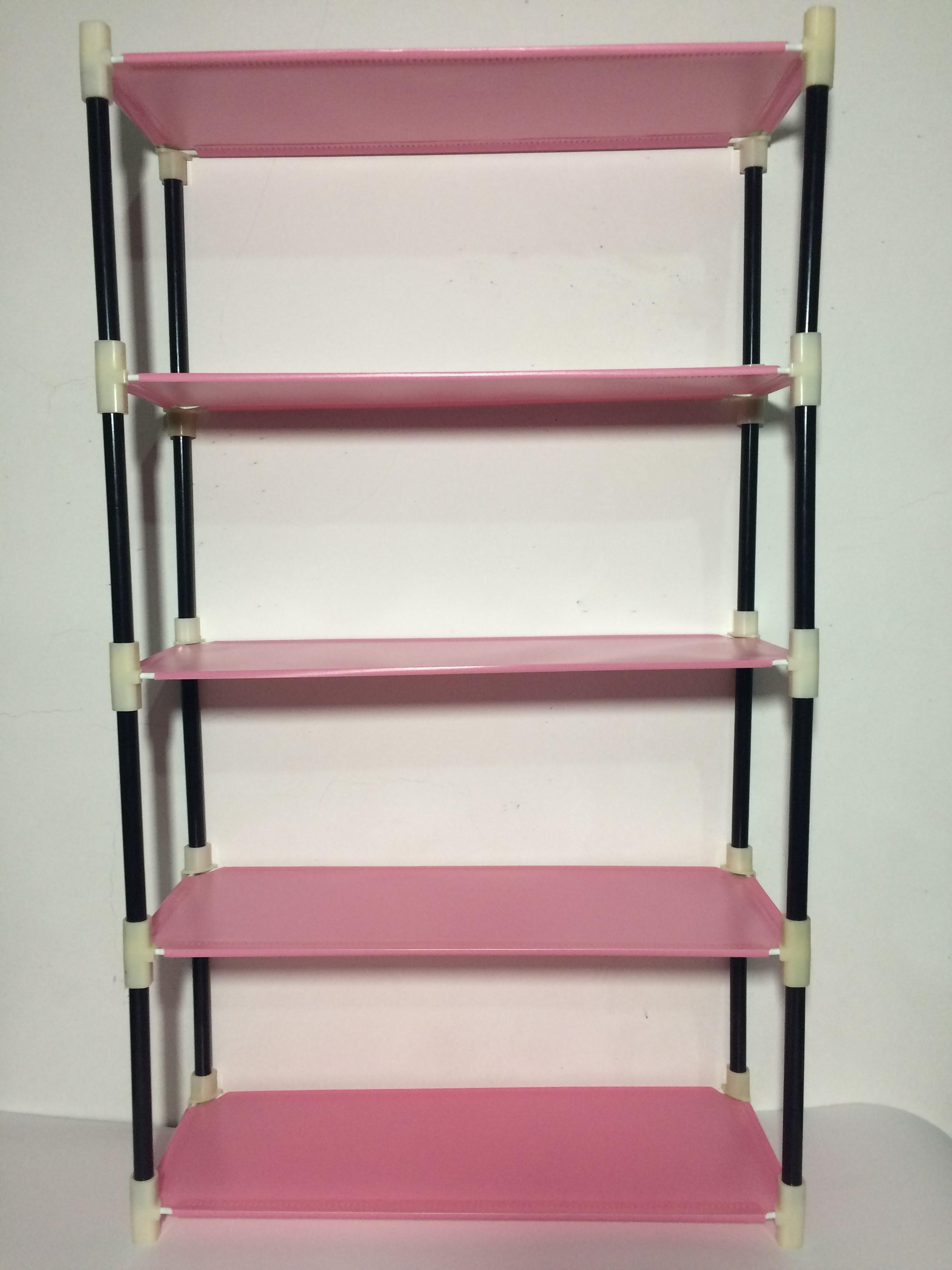 2017 Living Room Bathroom Storage Rack Stand Storage Rack Storage Holders Racks 5 Layers