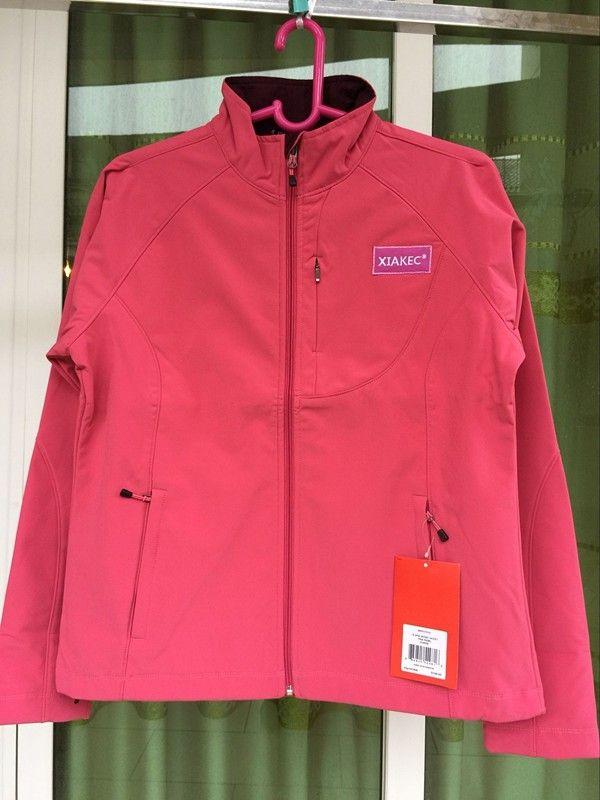 High Quality Winter Womens SoftShell Jackets Fashion Brand Casual ...