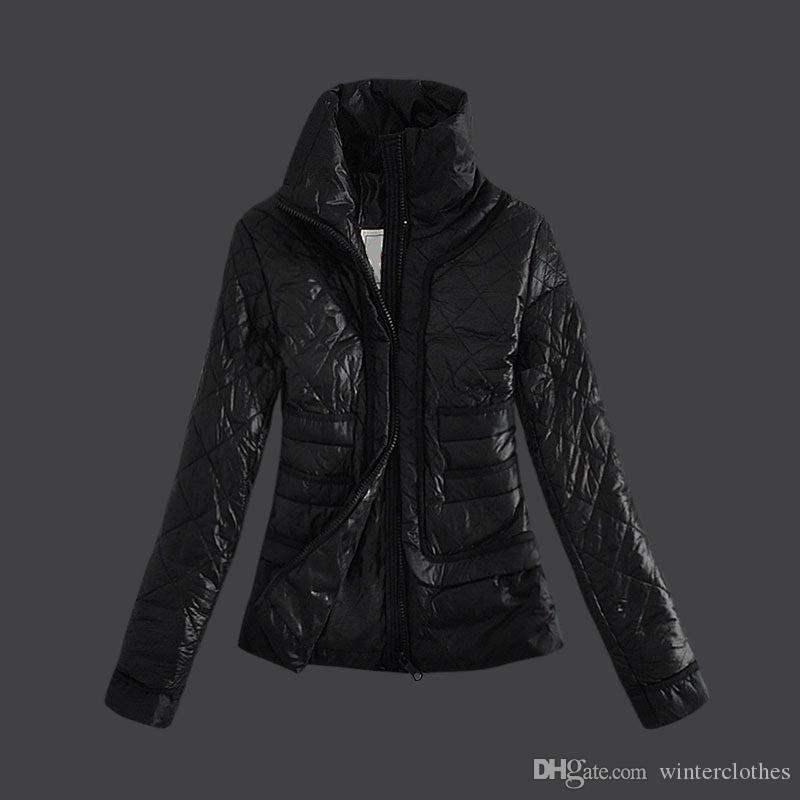 2017 Fall 2016 100% Down Jacket For Women Pure Duck Down Fabric ...