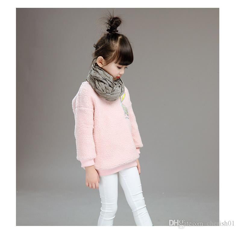 Korean Version Of Children Clothing Sweater Coat 2016 Autumn