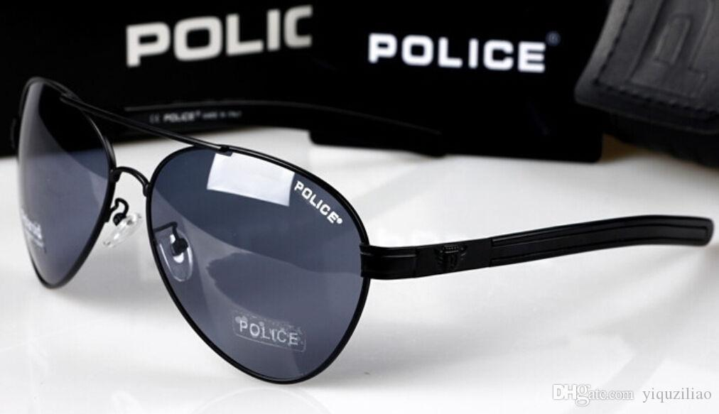 Police Gold Frame Sunglasses : police sunglasses Shopping Center