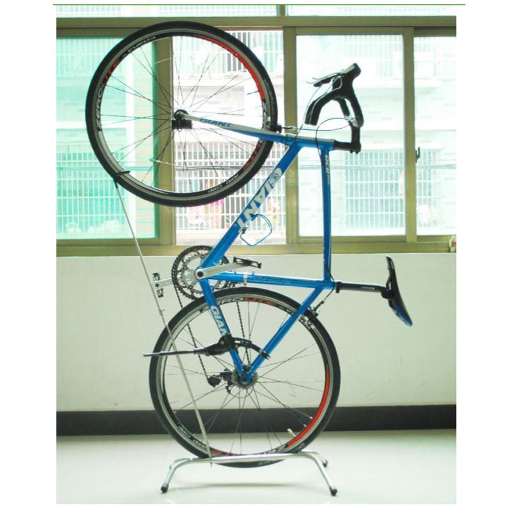 2017 vertically bike repair servicing frame work stand bicycle parking stand garage vertical. Black Bedroom Furniture Sets. Home Design Ideas