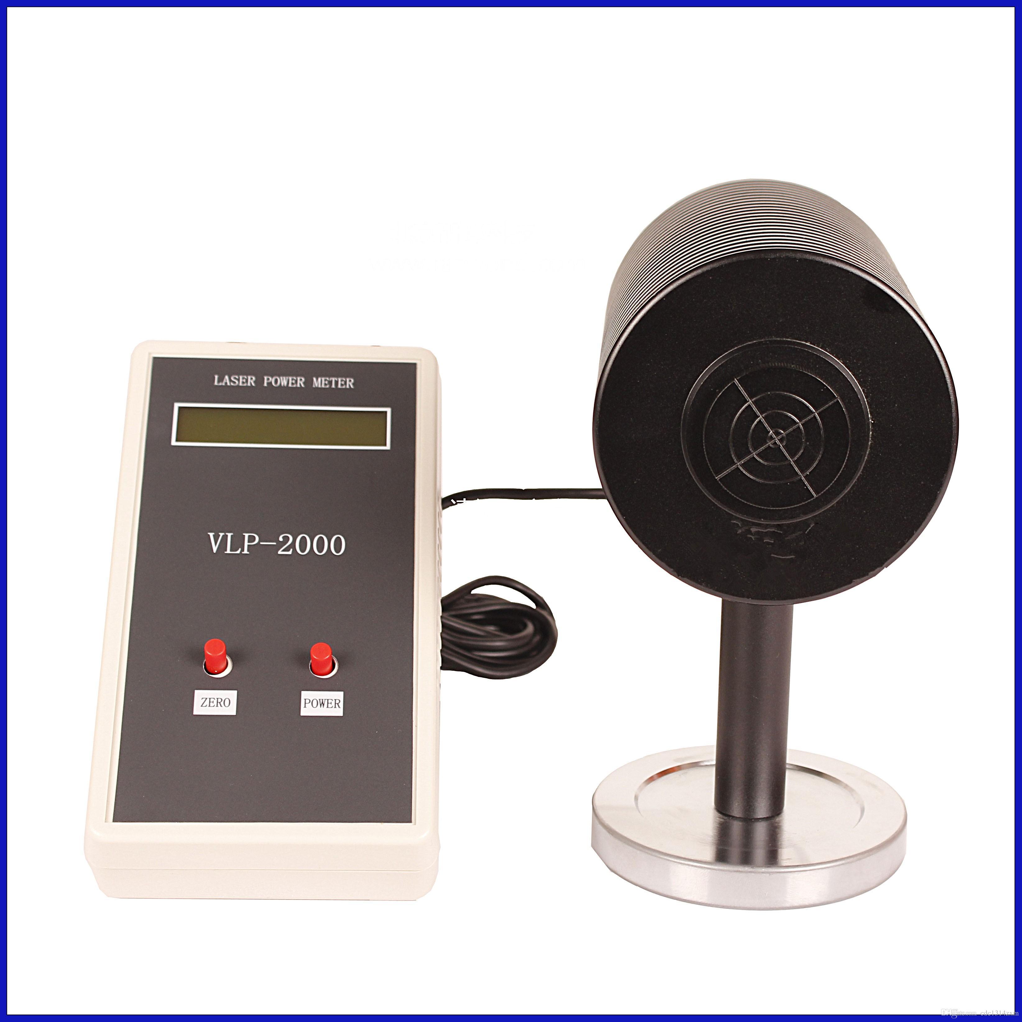 Laser Energy Meters : Vlp laser power meter energy