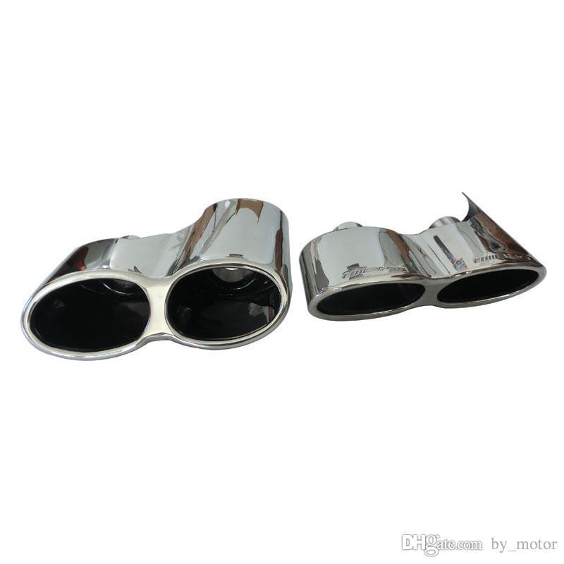 W221 S550 S63 S65 05 12 Am G Exhaust Pipe Muffler Tips Tip
