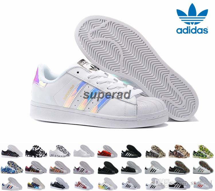 adidas W. Superstar Adicolor Shoes AW LAB