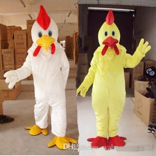 2018 Factory Direct Sale Child Naughty Chicken Mascot Costume ...