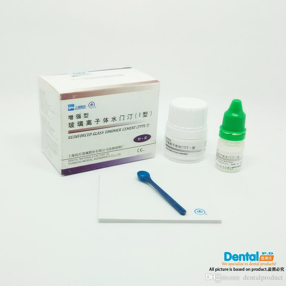 Reinforced Glass Ionomer Cement Dental Glass Ionomer