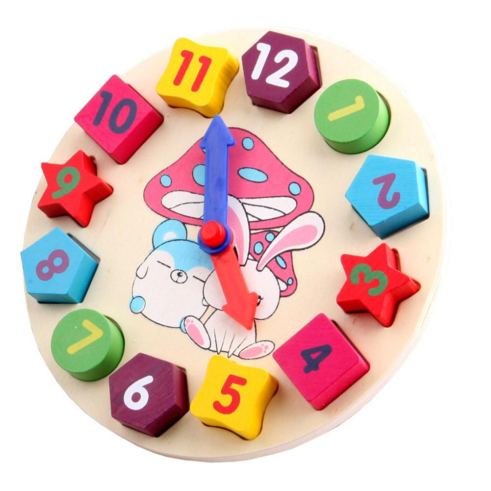 Worksheet Learning Clocks Online learning 3d shapes online for sale 2016 wooden toy digital geometry clock childrens educational building blocks paired number shape color gift