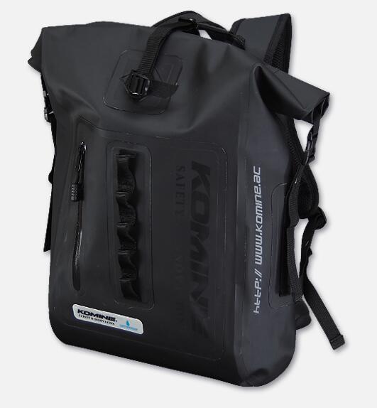 Komine Sa 219 Motorcycle Biker Locomotive Wp Waterproof Backpack ...