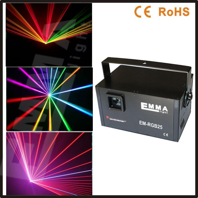Outdoor Laser Light Show Equipment Rgb Programmable Laser