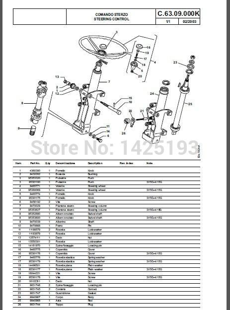 clark c500 45 service manual