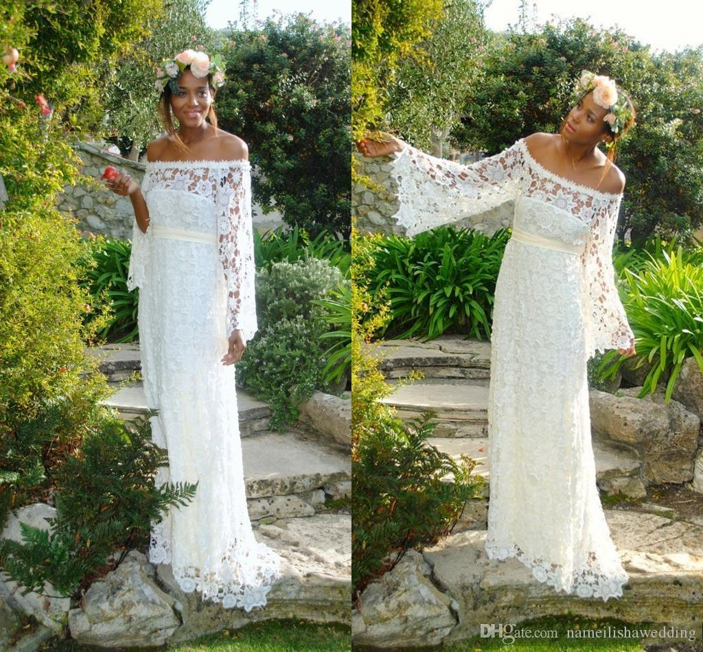 Simple Modest Lace Wedding Dress Wedding Gallery