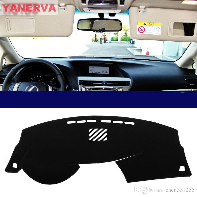 2017 Interior Car Dashboard Cover Light Avoid Pad Photophobism Mat Sticker For Lexus Rx350 Rx270