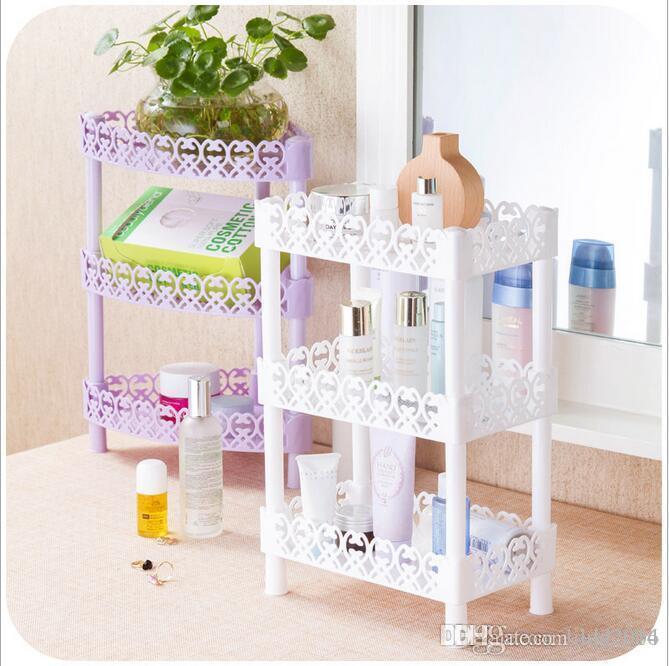 2017 Hot Sale Bathroom Storage Shelf Rack For Living Room