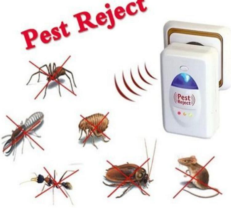 how to use pest reject
