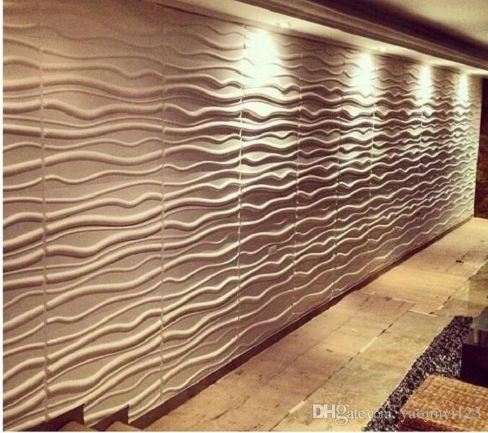 Archiboard Ecofriendly Material Interior 3D Decorative Wall Panel