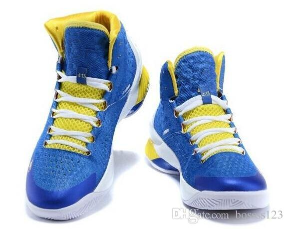 Stephen curry one high tops youth shoes kids sneakers children curry