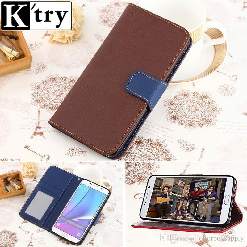 Leather Wallet Case Lenovo K3 Note K80 K4 Soft Cover Vibe K5 Zuk Z2 Pro