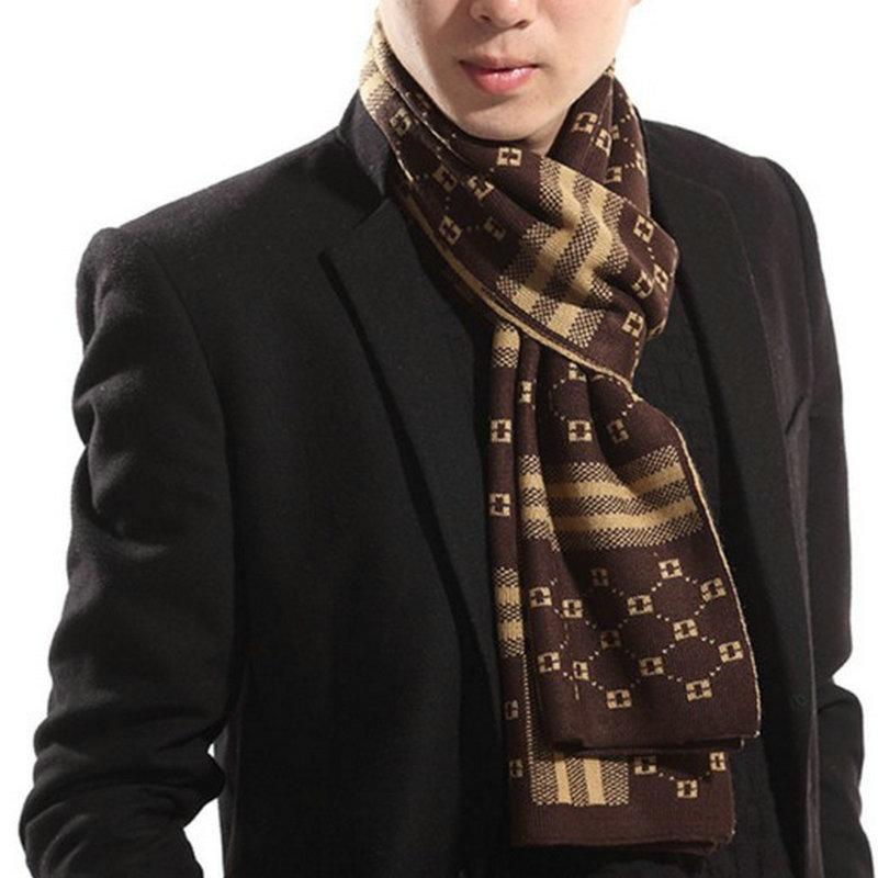 wholesale fashion s scarf knitted scarf mens