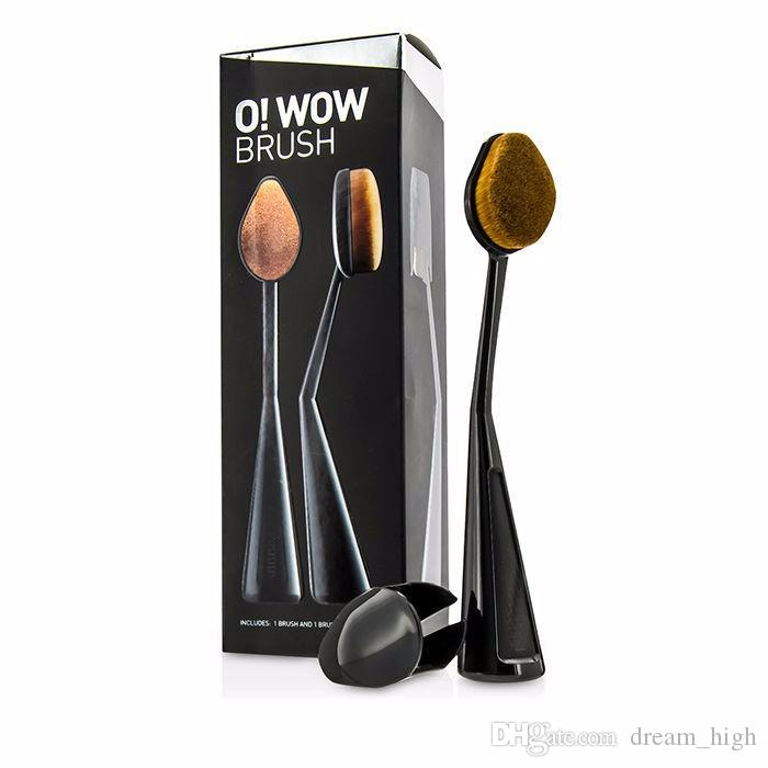Brosse à dents en forme de pinceau de fond CAILYN O! WOW Brosses CAILYN Black Ov