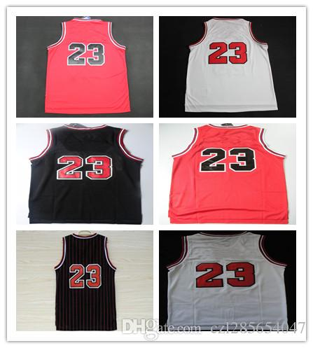 Top quality #23 Basketball Jerseys Men Sports wear embroidered Logos Cheap sports shirts Basketball Wear Stitched Jerseys All Team