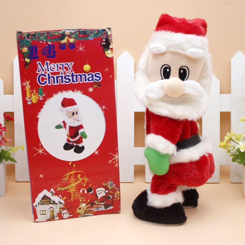 Electric Hip Shaking Santa Claus