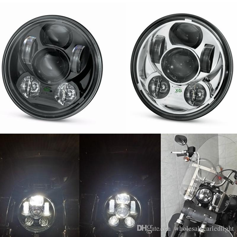 Original 5 3 4 In Harley Daymaker Projector Led Headlamp
