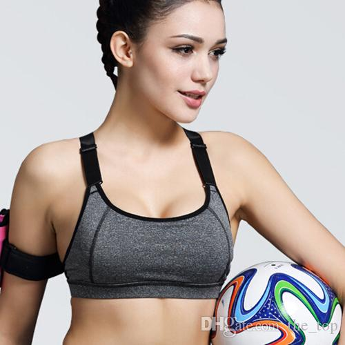 Hot Women Yoga Bra Sports Bra Running Gym Fitness Athletic Bras ...