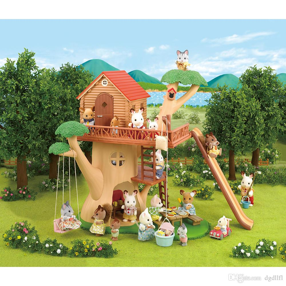Calico Critters-Stock in US