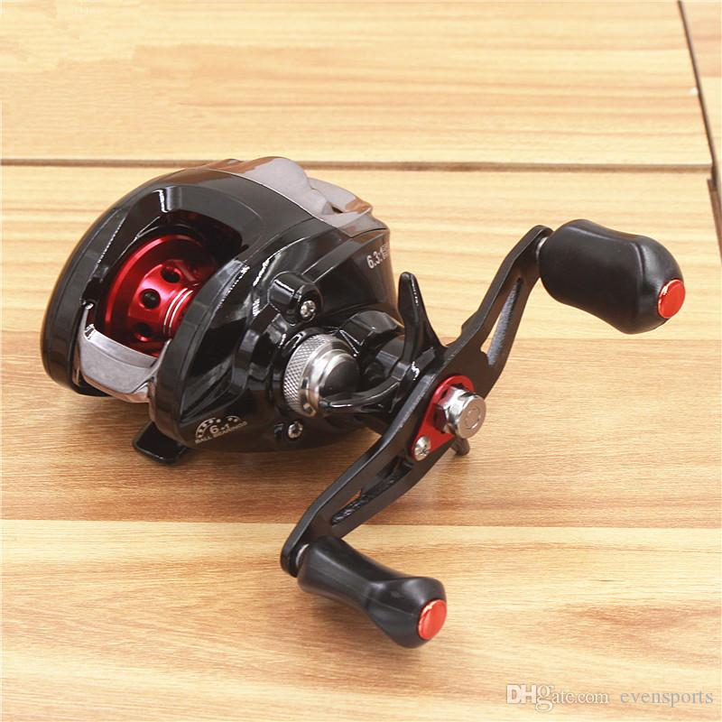 Fishing reel water drop wheel left right hand lure reels for Fish drops reels