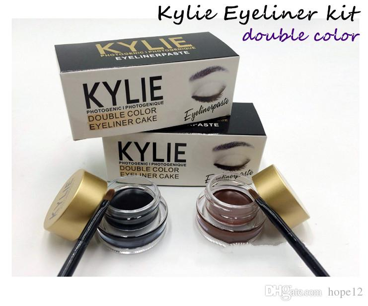 Factory Direct 24lot New Kylie Makeup Eyeliner Double Color ...