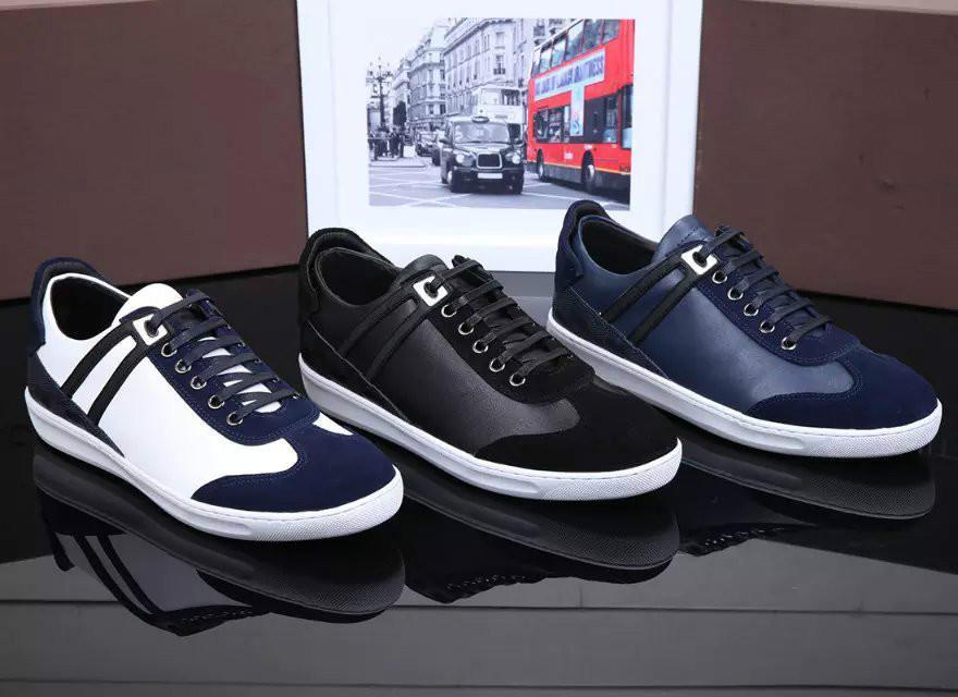 Luxury Designer Men Lace Up Shoes For Men Cheap High Top ...