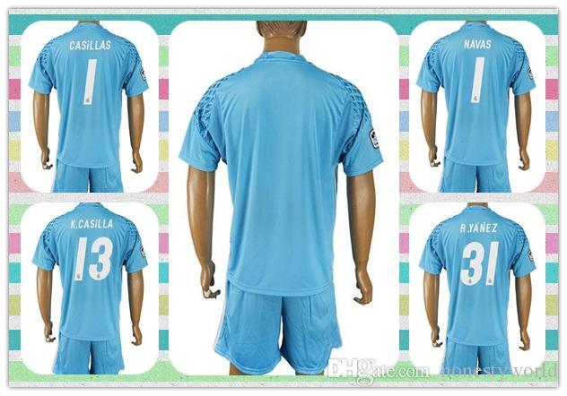 Real Madrid 2016 Blue Kit