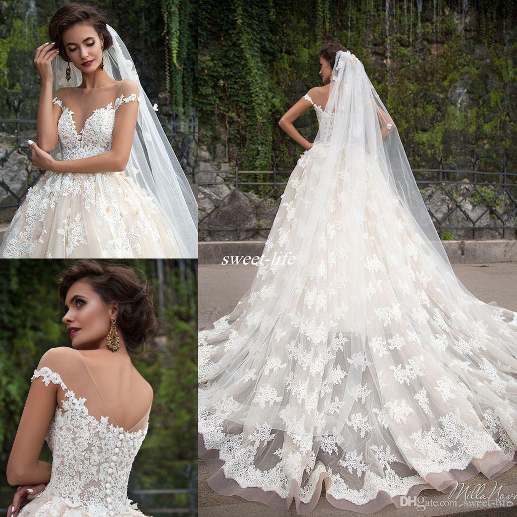 Best princess wedding dresses ever