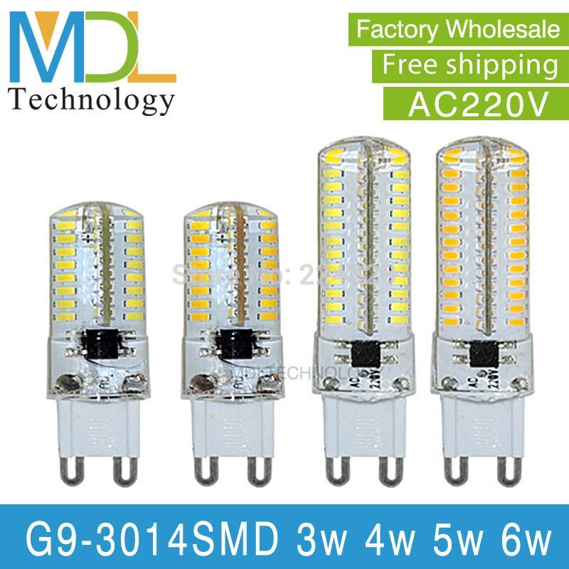 smd 3014 g9 led corn bulb 3w 4w 5w 6w 9w led crystal light 220v led bulb chandelier replace 10w. Black Bedroom Furniture Sets. Home Design Ideas