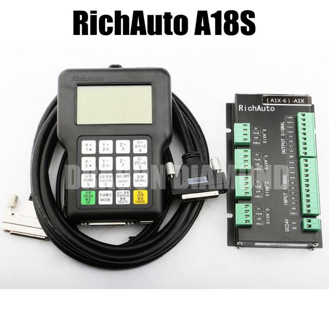 Richauto A18 инструкция - фото 4