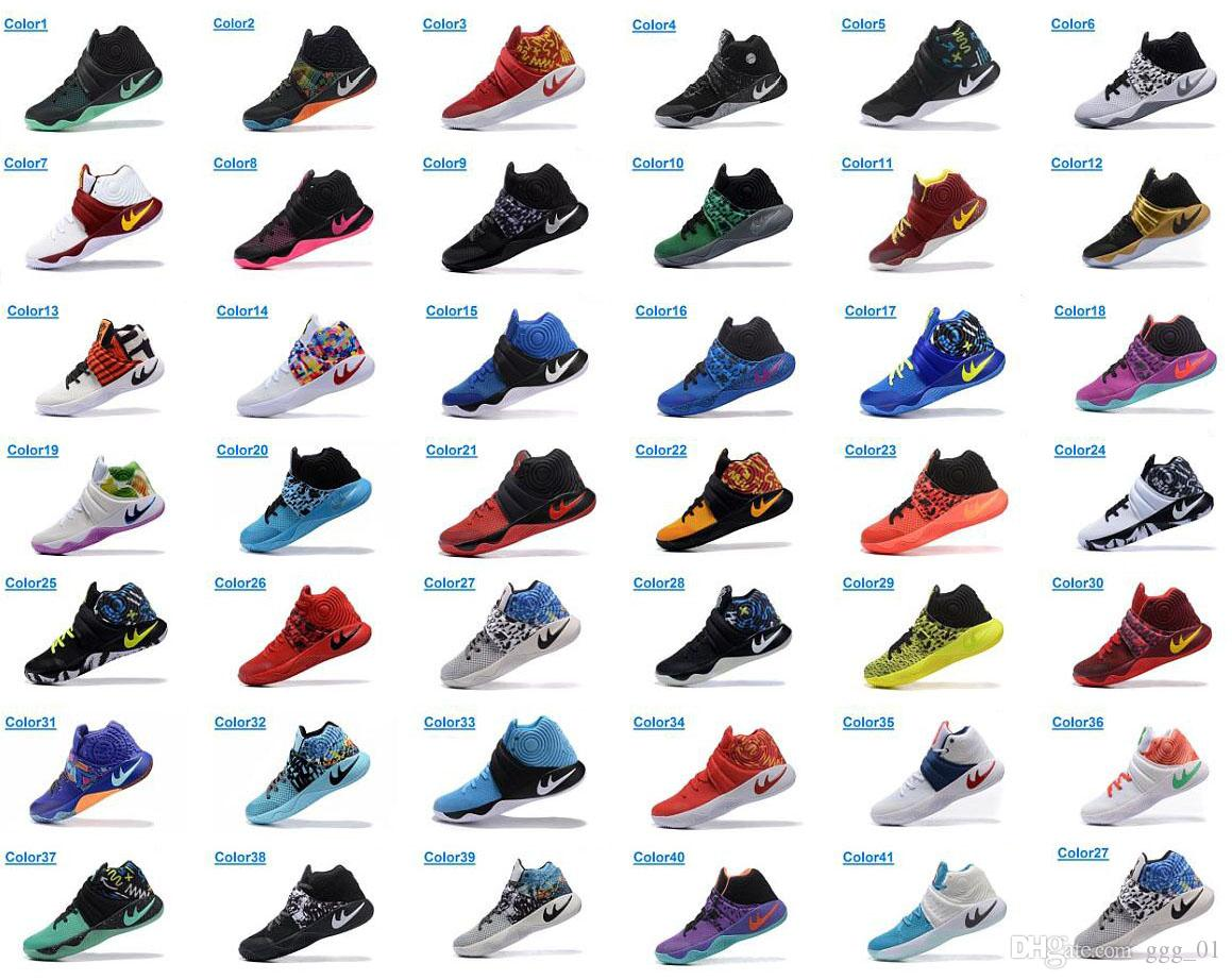Colors Kyrie Irving  Men Basketball Shoes Kyrie