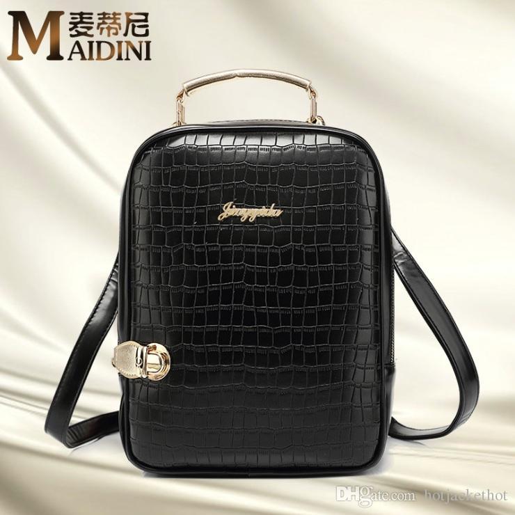 Fashion Crown Paillette Bling Bag Women Backpack Women'S Colorful ...