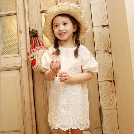 Charming Cute Baby Girl