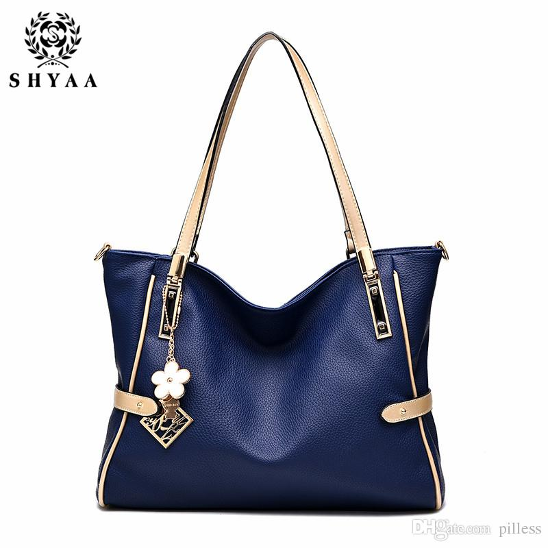 Shyaa 2016 New Women Bags Female Cool Style Atmosphere Fashion ...
