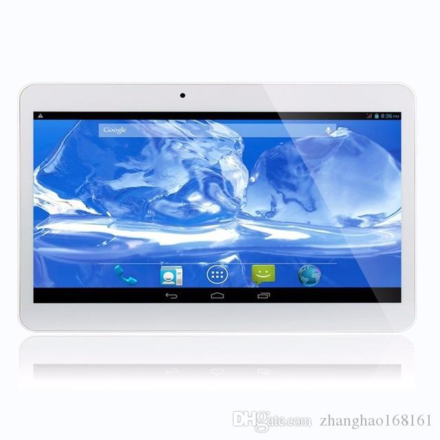 10,6 pouces Android Tablet PC Tab Pad 1 Go RAM 16 Go ROM Quad Core Play Store Bl