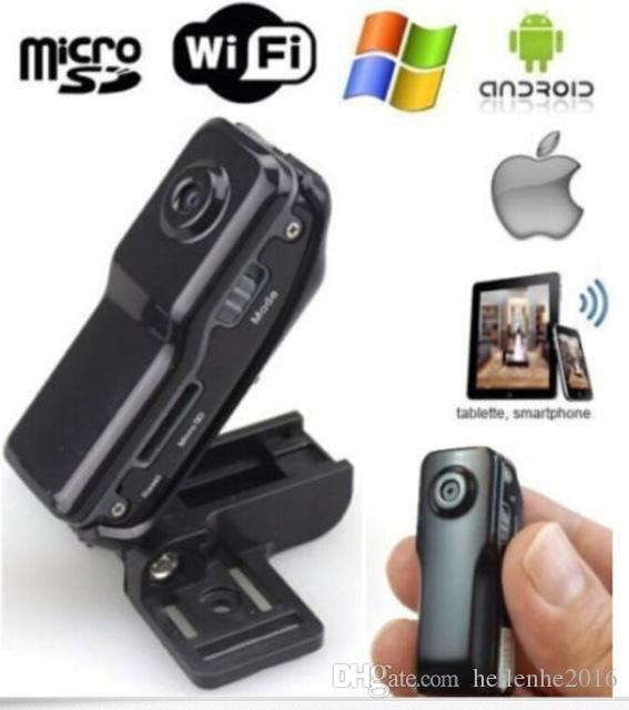2016 New Mini Camcorder MD99S WiFi Camera Mini DV Cam