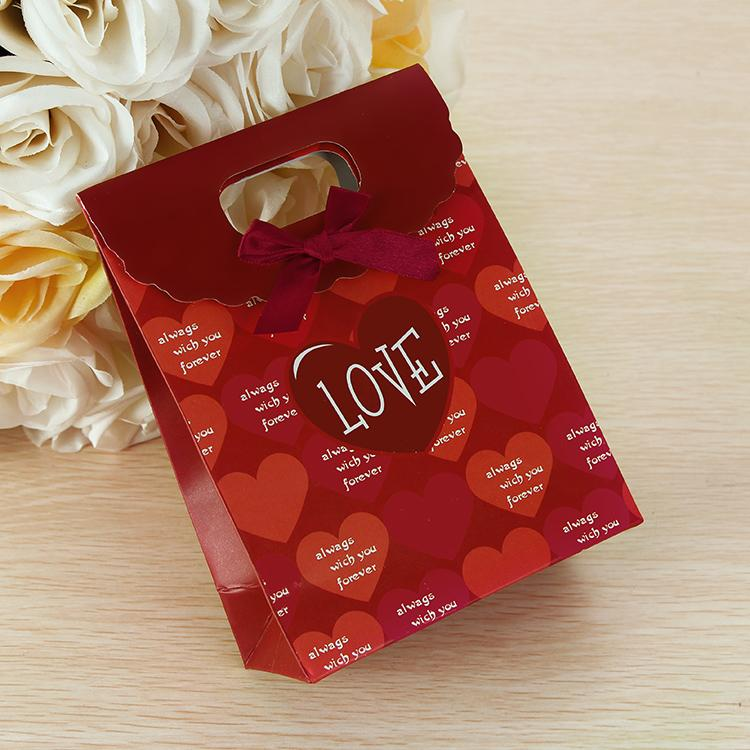 Fashion love bag valentine s day gift bags for