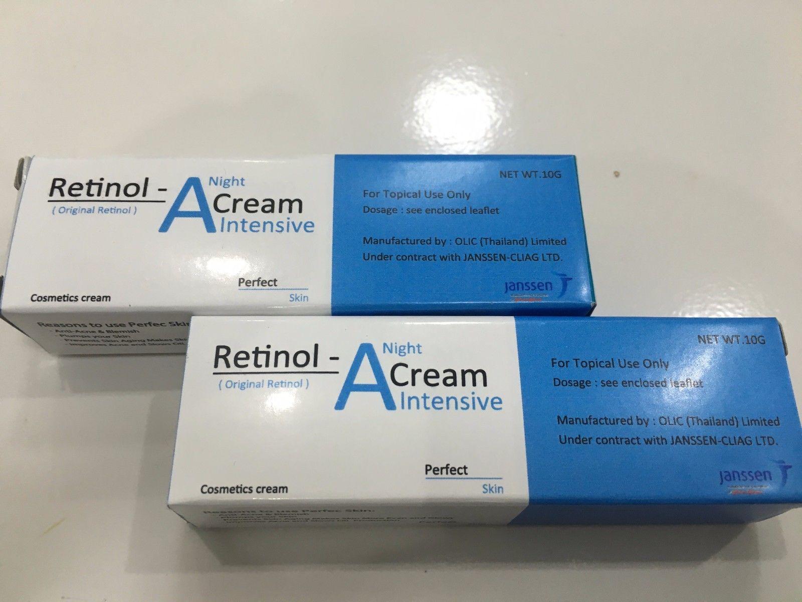 perfect skin orignal retinol a cosmetics cream anti acne aging wrinkle retin 10g skin care body. Black Bedroom Furniture Sets. Home Design Ideas