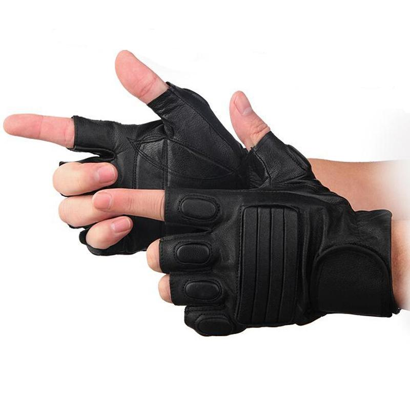 Online Cheap New Style Mens Pu Leather Tactical Gloves ...