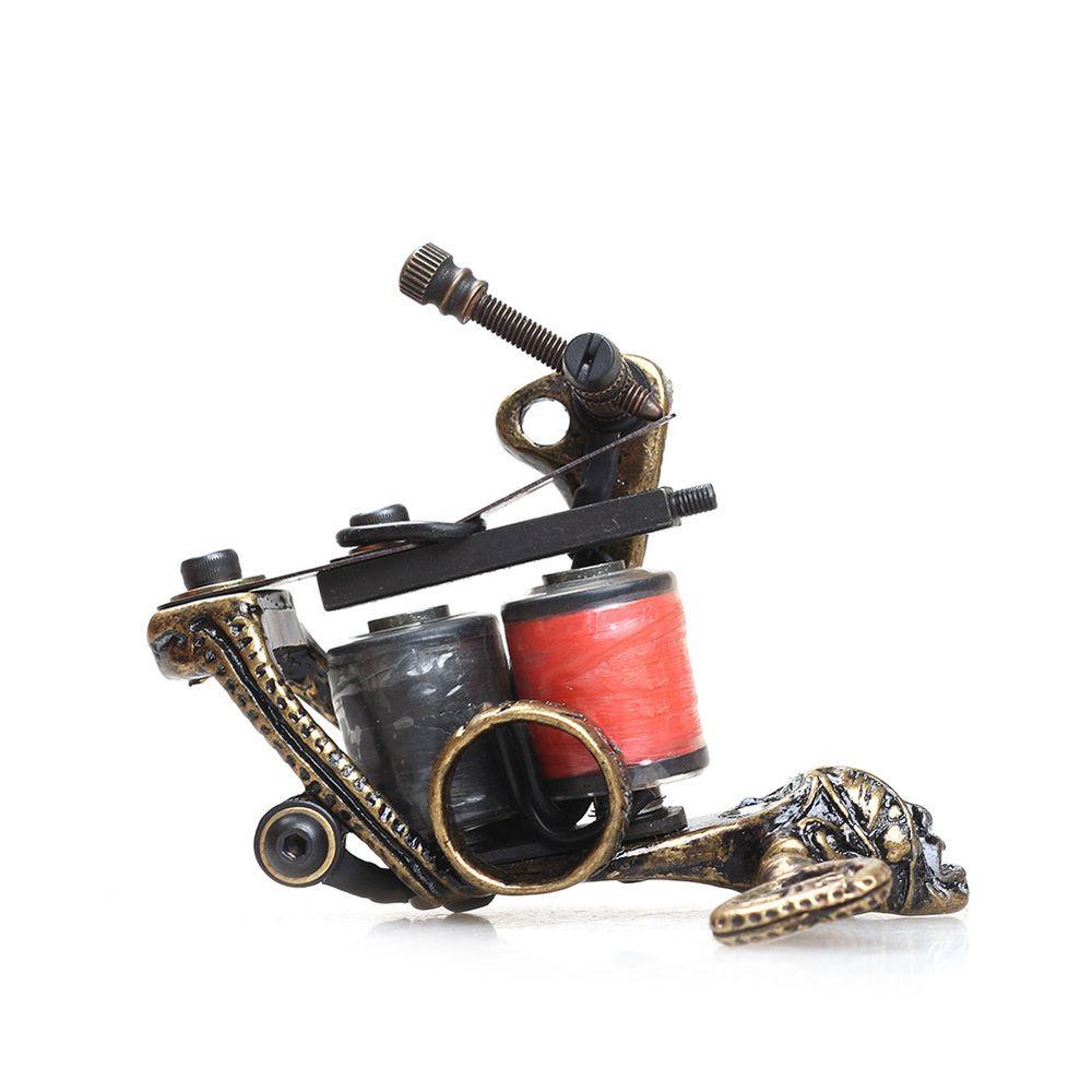 Wholesale handmade tattoo machine custom luo 39 s machine for Tattoo gun kits for sale